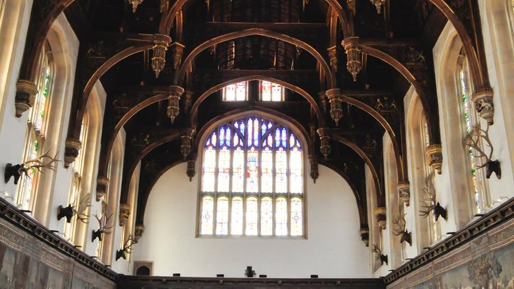 """Cymatic Audio turns back time at Hampton Court Palace"""