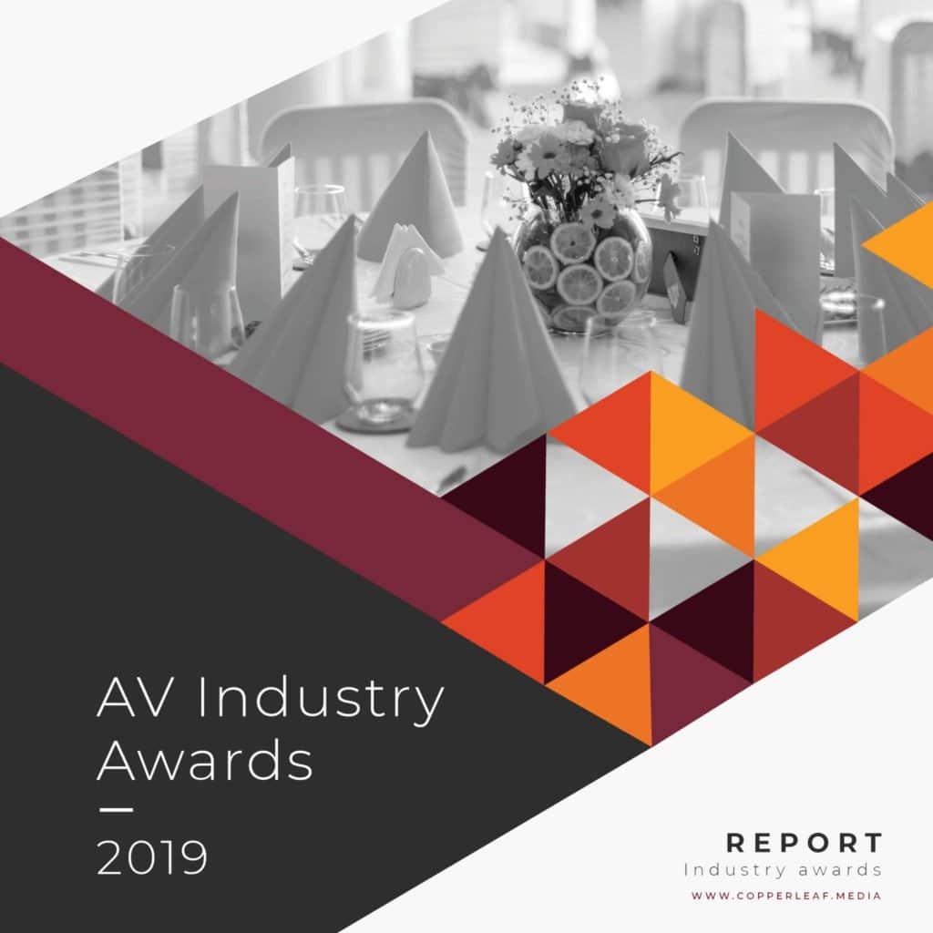 AV Awards Report