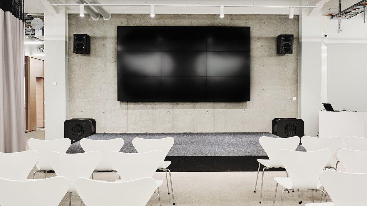 """Genelec delivers premium audio to renowned Nordic consultancy HQ"""